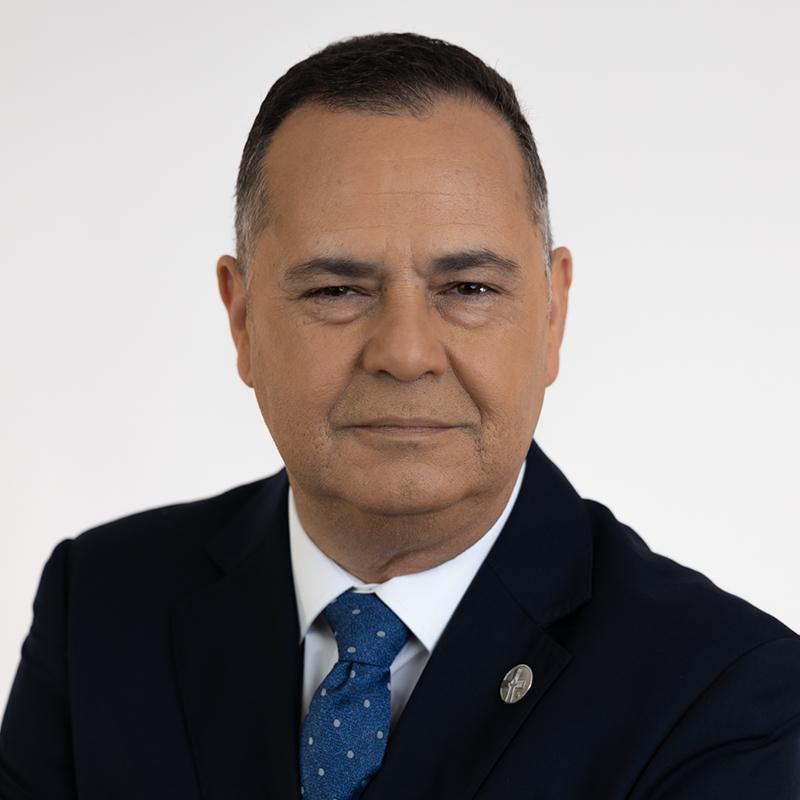 Sr. Joel Teissonniere Figueroa, MBA